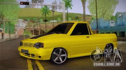 Kia Pride 132 para GTA San Andreas