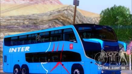 Marcopolo Paradiso G7 1800 DD Inter Sur para GTA San Andreas