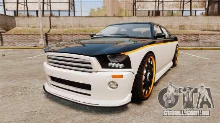 Bravado Buffalo Watch Dogs Black Viceroys para GTA 4