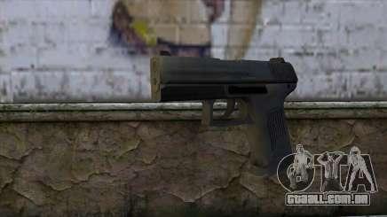 HK P2000 from CS:GO v1 para GTA San Andreas