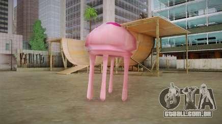 Medusa (Bob Esponja) para GTA San Andreas