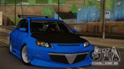 Mazda Speed 3 Tuning para GTA San Andreas