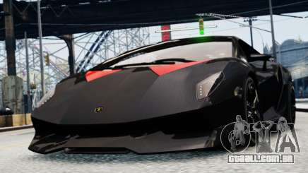 Lamborghini Sesto Element 2011 para GTA 4