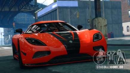 Koenigsegg Agera R 2013 para GTA 4
