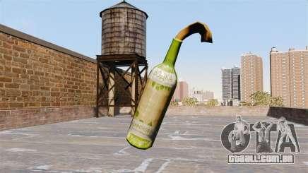 O coquetel Molotov de bétula Brunico- para GTA 4