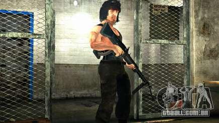 Rambo para GTA 4