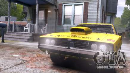 Dodge Charger RT 1969 EPM para GTA 4