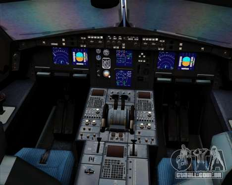 Airbus A340-313 Air China para o motor de GTA San Andreas