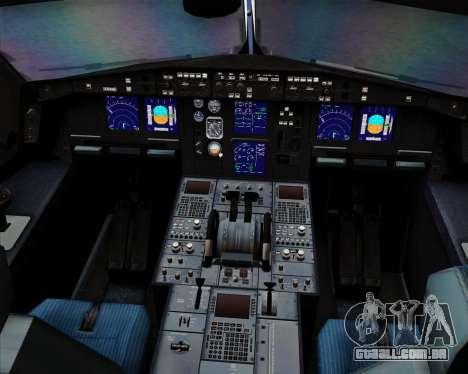Airbus A340-313 Air China para o motor de GTA San Andreas