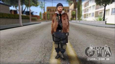 Division Skin para GTA San Andreas