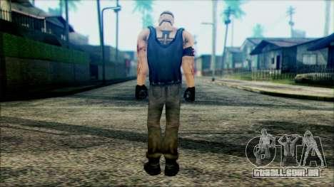 Manhunt Ped 12 para GTA San Andreas segunda tela