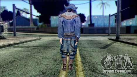 Nicolo Polo from Assassins Creed para GTA San Andreas segunda tela