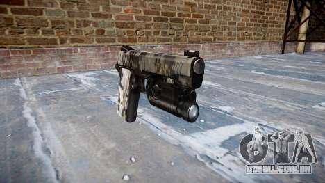Arma Kimber 1911 Ghotex para GTA 4