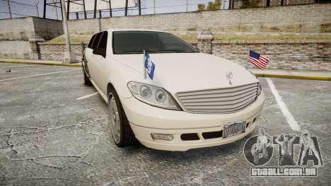 Benefactor Schafter Stretch-E VIP para GTA 4