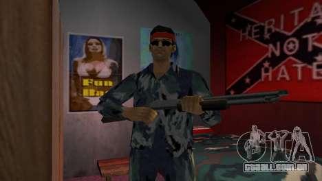 Camo Skin 06 para GTA Vice City