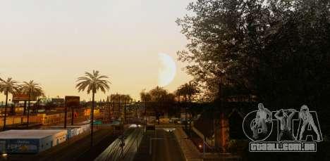 Graphical Shell para GTA San Andreas segunda tela