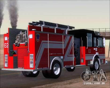 Pierce Arrow XT TFD Engine 2 para GTA San Andreas traseira esquerda vista