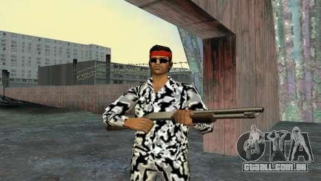 Camo Skin 05 para GTA Vice City
