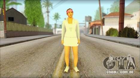 Amanda De Santa para GTA San Andreas
