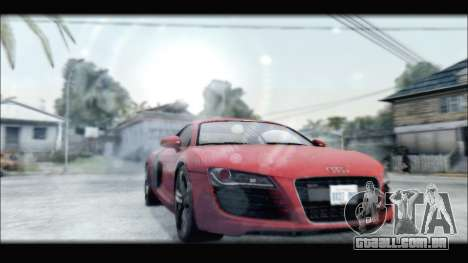 Graphic Unity V2 para GTA San Andreas sexta tela