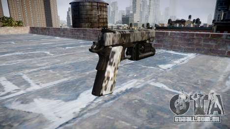 Arma Kimber 1911 Ghotex para GTA 4 segundo screenshot