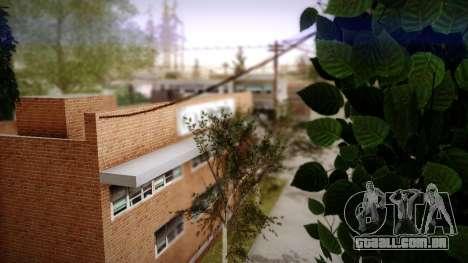Graphic Unity v3 para GTA San Andreas oitavo tela