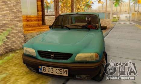 Dacia 1310 Liberta v1.1 para GTA San Andreas esquerda vista