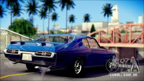ENBSeries by STEPDUDE 2.0 (0.248) para GTA San Andreas