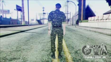 Marinha APU v2 para GTA San Andreas segunda tela