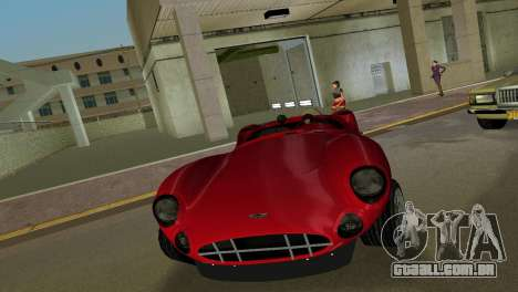 Aston Martin DBR1 para GTA Vice City