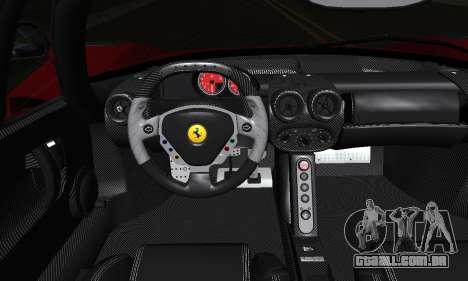Ferrari Gemballa MIG-U1 para GTA San Andreas vista inferior