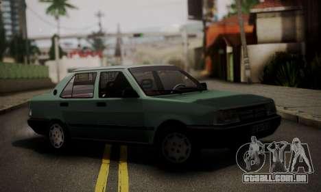 Tofas Dogan SLX 1999 1.6 para GTA San Andreas