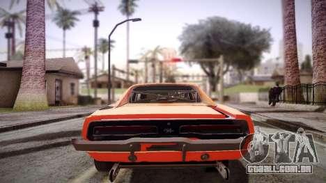 Graphic Unity v3 para GTA San Andreas nono tela