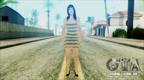 Sofyri from Beta Version para GTA San Andreas