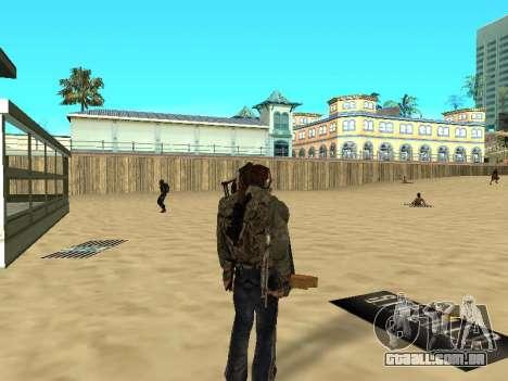 Novos tapetes na praia para GTA San Andreas