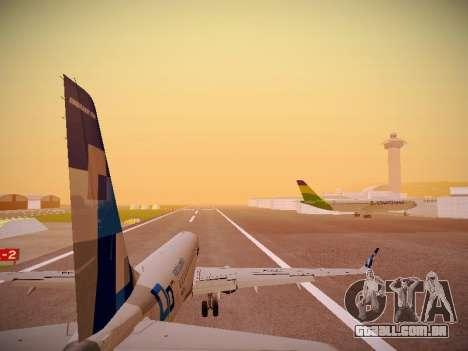 Embraer E190 TRIP Linhas Aereas Brasileira para o motor de GTA San Andreas