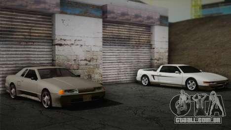 Sport Cars in Doherty para GTA San Andreas segunda tela