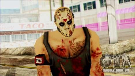Manhunt Ped 12 para GTA San Andreas terceira tela