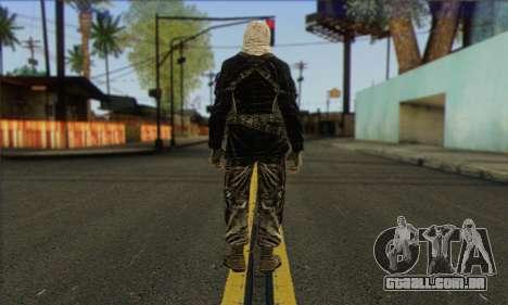 Task Force 141 (CoD: MW 2) Skin 6 para GTA San Andreas segunda tela