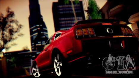ENBSeries by STEPDUDE 2.0 (0.248) para GTA San Andreas segunda tela
