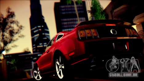 ENBSeries by STEPDUDE 2.0 (0.248) para GTA San Andreas segunda tela
