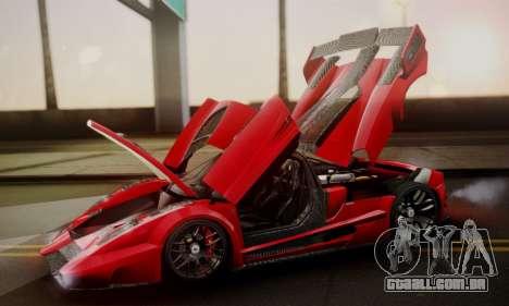 Ferrari Gemballa MIG-U1 para o motor de GTA San Andreas