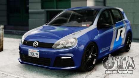 Volkswagen Golf R 2010 ABT Paintjob para GTA 4