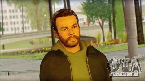 GTA 5 Ped 20 para GTA San Andreas terceira tela