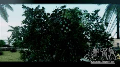 Graphic Unity V2 para GTA San Andreas quinto tela