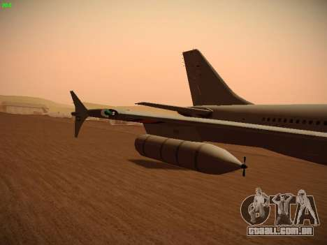 Airbus A310 MRTT Luftwaffe (German Air Force) para o motor de GTA San Andreas