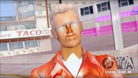 Doc from Back to the Future 2015 para GTA San Andreas terceira tela
