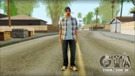 GTA 5 Jimmy Boston para GTA San Andreas