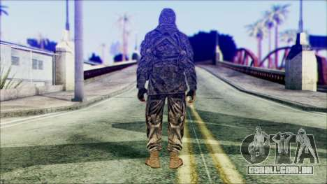 Ranger (CoD: MW2) v6 para GTA San Andreas segunda tela