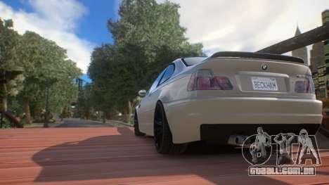 iCEnhancer 3.0 EFLC para GTA 4 sexto tela
